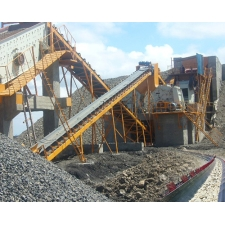 Conveyor System and Belts for Mining Industry