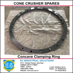 Concave Clamping Ring