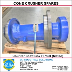 Counter Shaft box HP500 Metso