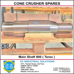 Main Shaft 900 Automax Terex